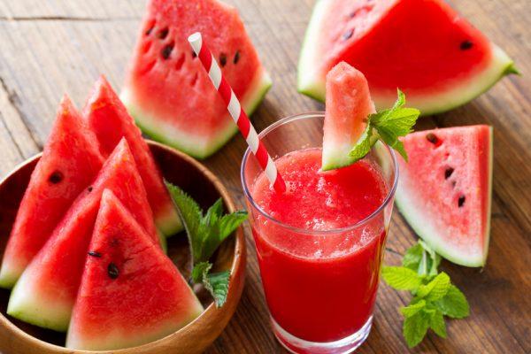 Alimentos que hidratan