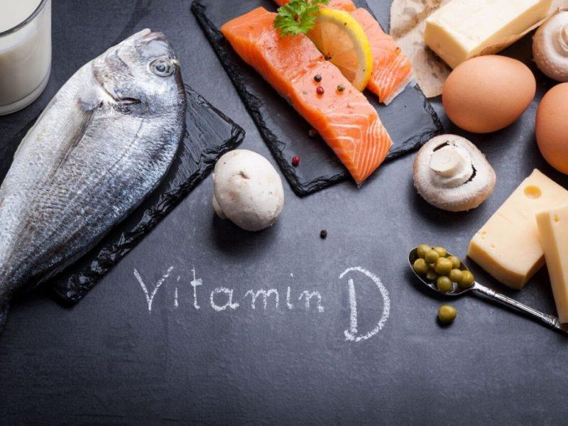 Vitamina D aliments