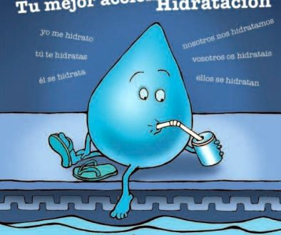 Decalogo hidratación