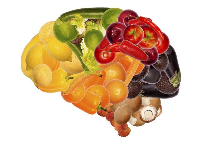 Gesunde Ernhrung ist gut fr das Gehirn