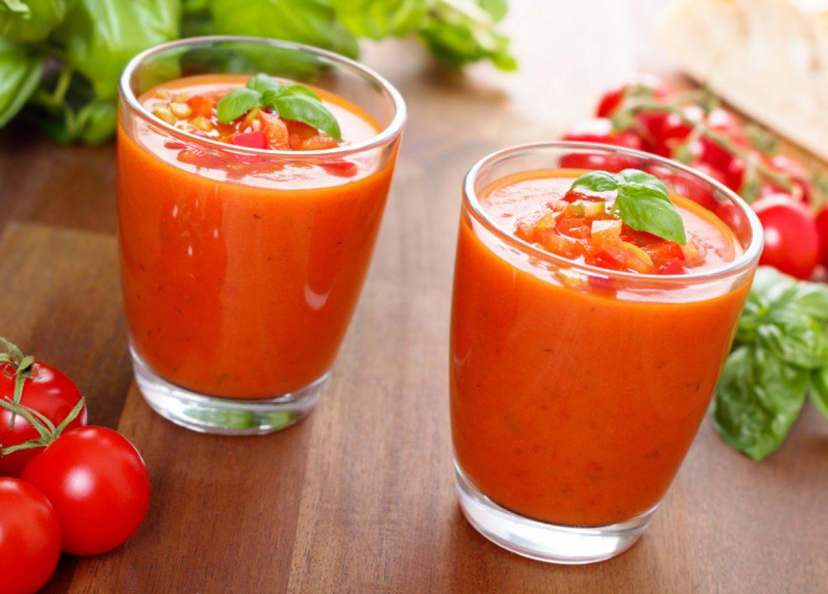 Gazpacho antioxidante