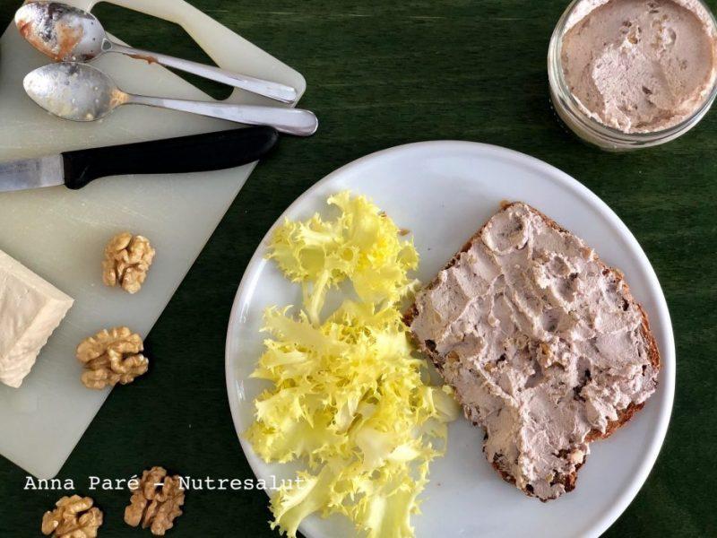 Paté de tofu Nutresalut