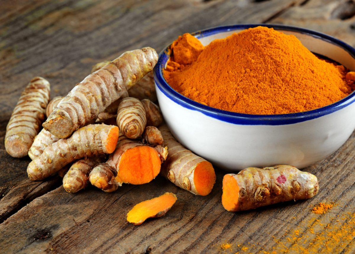 Propiedades antiinflamatorias de la cúrcuma